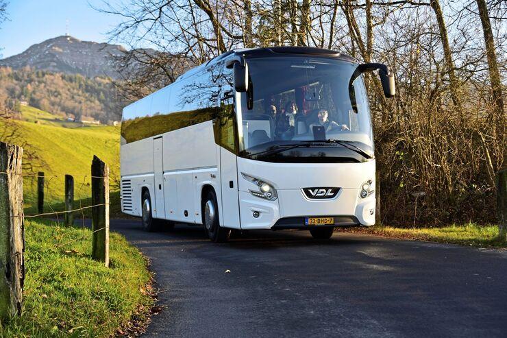 Fahrbericht Reisebus VDL Futura