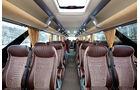 Fahrbericht, Test, Testfahrt, Viseon C 13, Bus, Reisebus, Fahrgastraum, Sitz