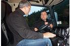 Fahrerforum, Vorausschauender Tempomat, Daimler-Instruktor Steffen Martin, Assistenzsysteme, Actros