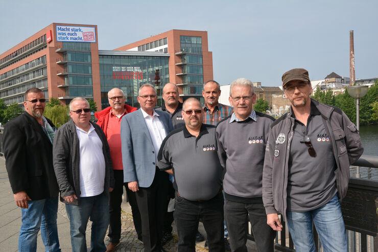 Fahrerorganisationen