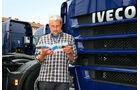 Fahrertest Iveco Stralis 500 E5, Fahrerhandbücher der Hersteller, Handbuch