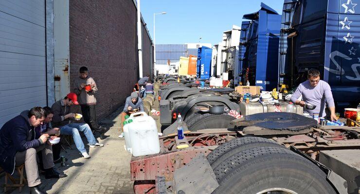 Fernfahrer, Ausgabe 5/2013, Thema des Monats, Sozialdumping in der EU