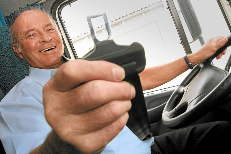 Fernfahrer Fahrerforum Gurtpflicht