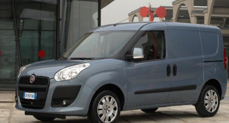 Fiat Professional steigert Marktanteil