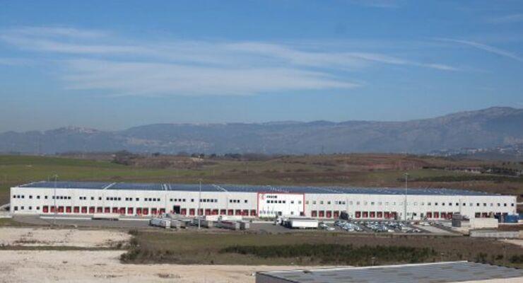 Fiege eröffnet Logistik-Zentrum bei Rom