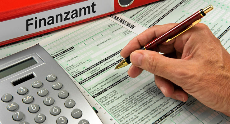 Finanzamt, Steuererklärung