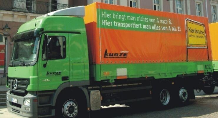 Flächenmangel: Kunze verlässt Karlsruhe