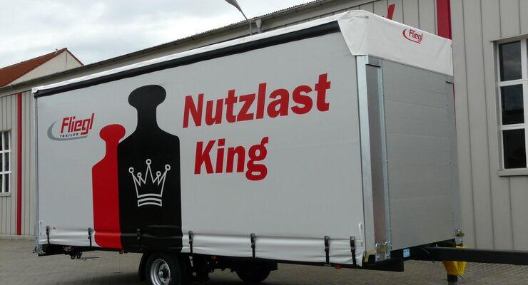 Fliegl Anhänger Nutzlast King EPS 50