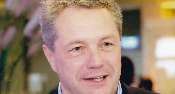Flotten-Experte Andreas Lüer von Bauking