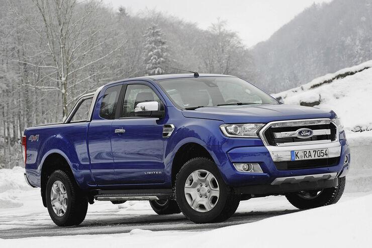 Ford Ranger (Leserwahl 2018)