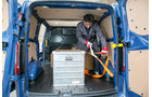 Ford Transit Custom, Laderaum