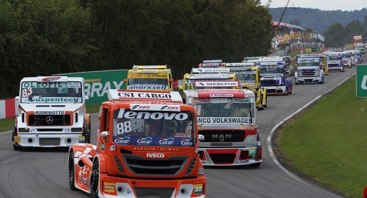 Formula Truck