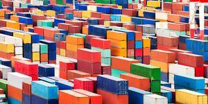 Frachtgut, Container