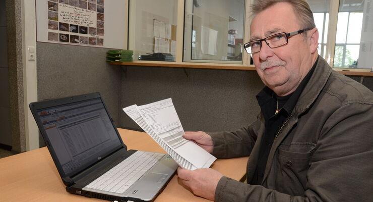 Fred Dremel, Experte für Sozialvorschriften für das Fahrpersonal im Strassenverkehr, Arbeitszeitrecht , Kontrollgeräte