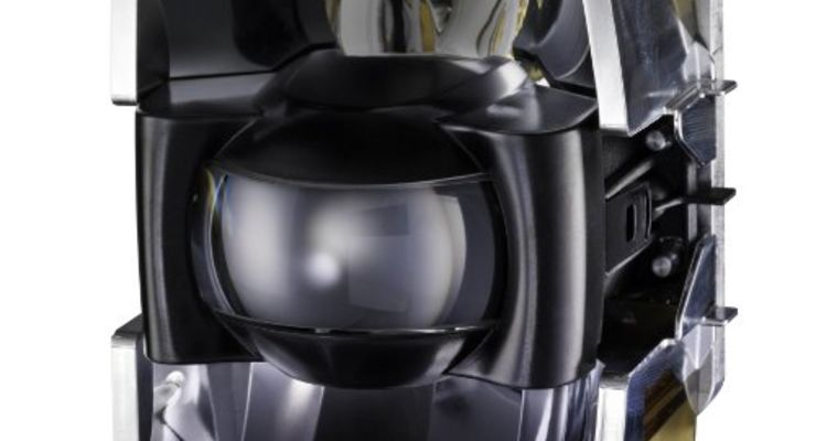 Frontscheinwerfer mit LED-Technik kommen