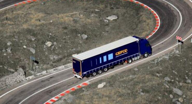 Gefco Landverkehr