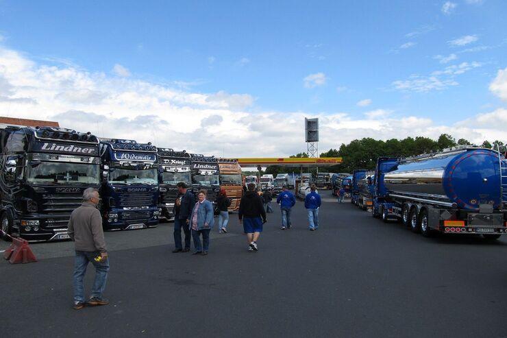 Geiselwind, Trucker- und Countryfestival
