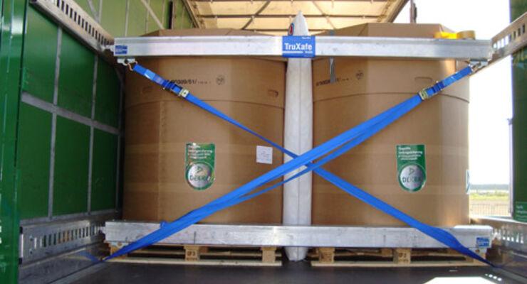 Gesucht: Lösungen für Ladungssicherung