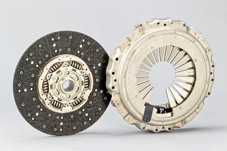 Getriebekupplungen von LUK, Modell, Travel, Adjusted, Clutch, Druckplatte