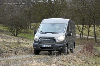 Ford Transit 4x4 2 2 Tdci Grossraum Offroader Mit