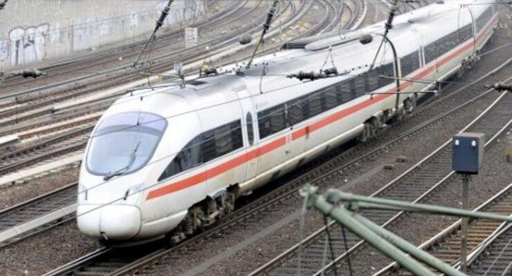Grube hält Deutsche Bahn auf Kurs