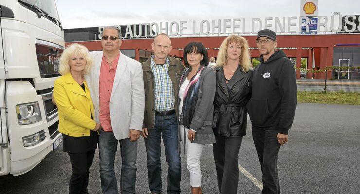 Gruppe Lohfeld, Bergrath, Report Kassel, Verdi