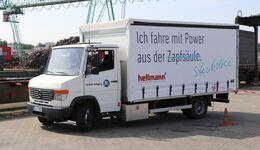 Hellmann BPW E-Achse