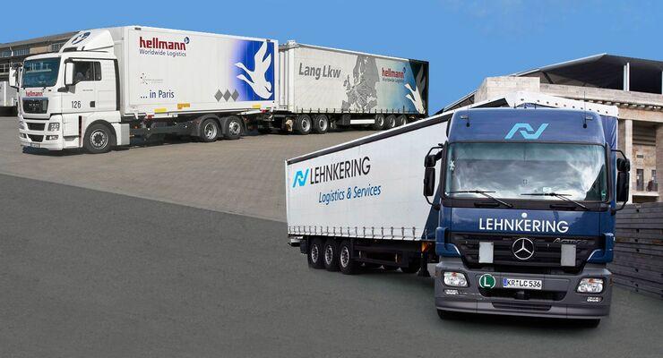 Hellmann, Lehnkering Joint Venture