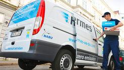 Hermes, Arbeitsbedinungen
