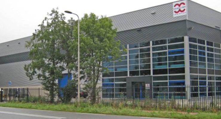 Huettemann eröffnet  Logistikzentrum