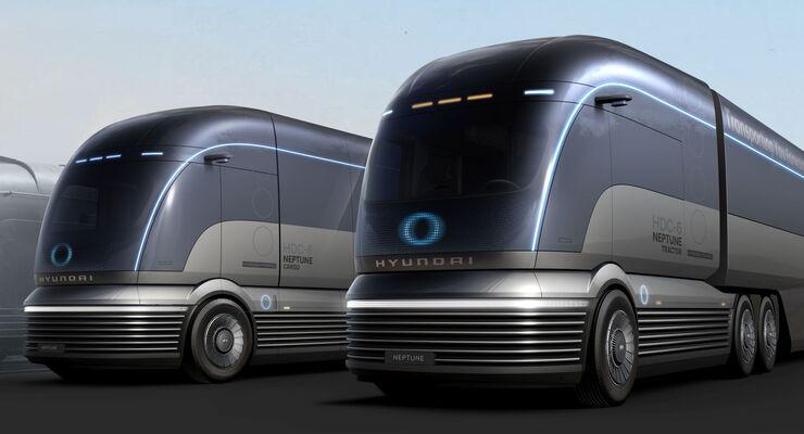 Hyundai auf der NACV 2019