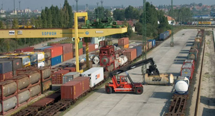 ICF startet neue Intermodalverbindungen