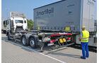 InnovaTrain AG Container Mover Umschlag Kombinierter Verkehr