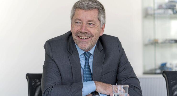 Interview Christian Labrot, IRU-Präsident