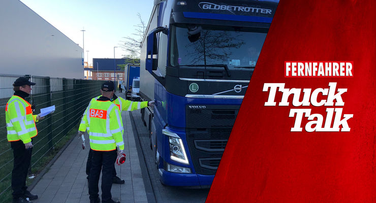 Jan Bergrath Truck Talk Podcast Folge 10