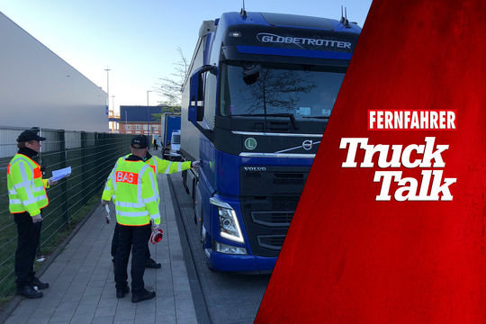 Jan Bergrath Truck Talk Podcast Folge 10