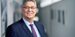 Jens Wollesen, Contract-Vorstand BLG Logistics