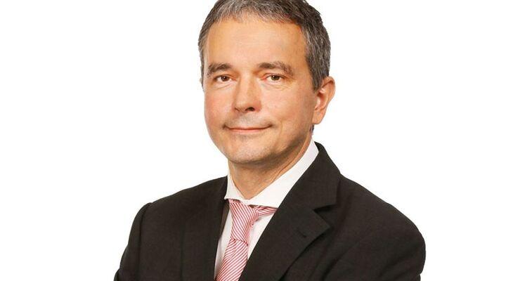 Jochen Müller, Dachser, COO, Air & Sea