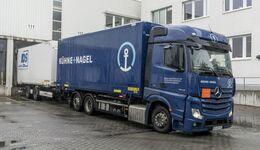 K+N schafft 350 neue Fahrzeuge mit ASSI an.