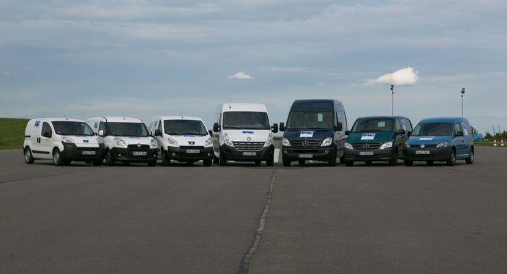 KEP Transporter des Jahres 2012