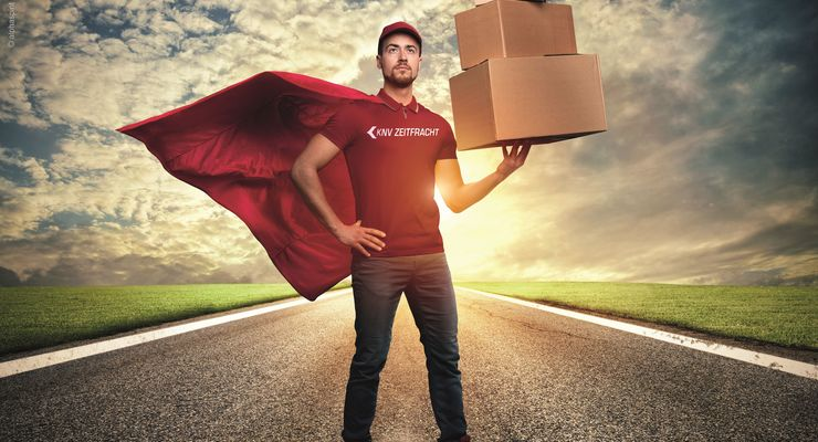 KNV Zeitfracht nun mit Fulfillment-Angebot für andere Branchen