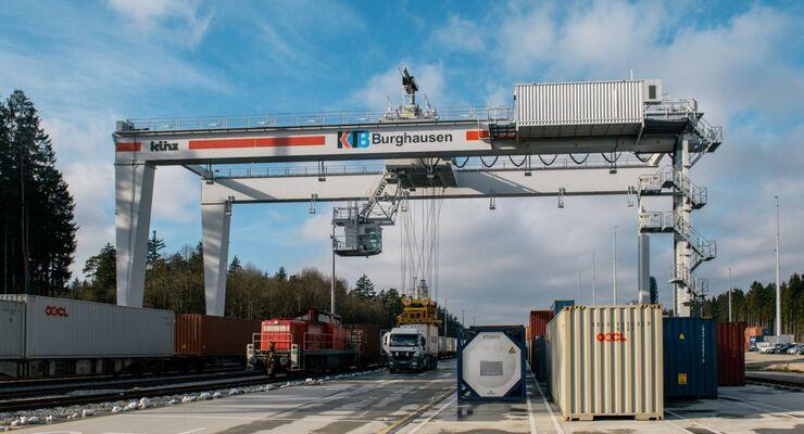 KV-Terminal Burghausen