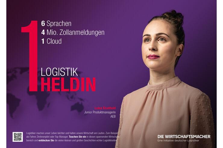 Kampagne Logistikhelden