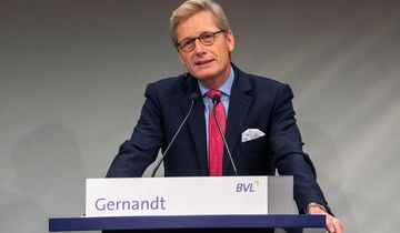 Karl Gernandt, Vorsitzender des Verwaltungsrates der Kühne Holding