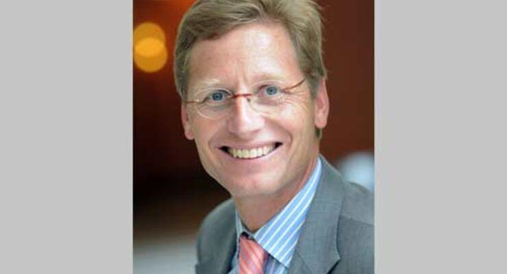 Karl Gernandt zieht in den Verwaltungsrat ein.