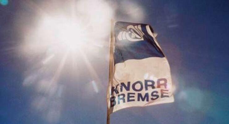 Knorr-Bremse legt auch 2008 zu