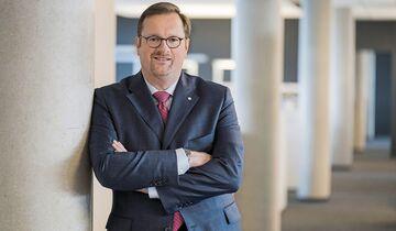 Krone Geschäftsführer Bernard Krone