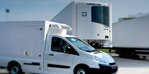 Kühlaggregat von Thermo King für Transporter
