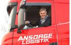 Lang Lkw, Jungfernfahrt, Ansorge, Wolfgang Thoma