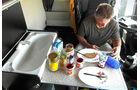Lebensqualität im Fernverkehr, Frühstück